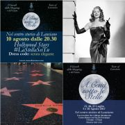 A cena sotto le stelle - HOLLYWOOD STARS - DRESS CODE: SERATA ELEGANTE! - Lanciano 10 agosto 2017